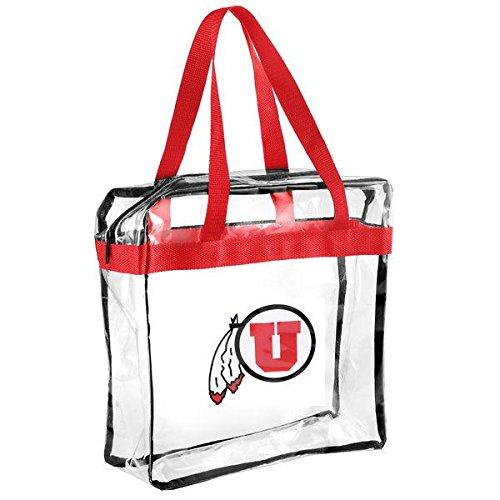 FOCO Utah Clear Messenger Bag