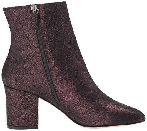 BENNETT WOV LK Jourdan Ankle Loganberry Boot Women's 6atdwtq