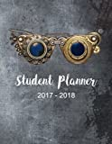 2017 - 2018 Steampunk Student Academic Weekly Planner