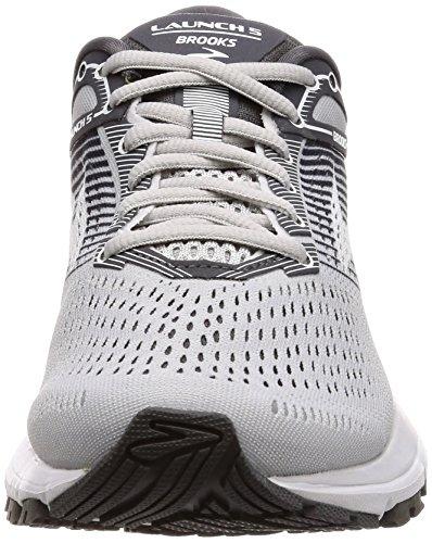 Ebony Brooks Damen Laufschuhe Grey White 5 Launch wFfTCfn0q