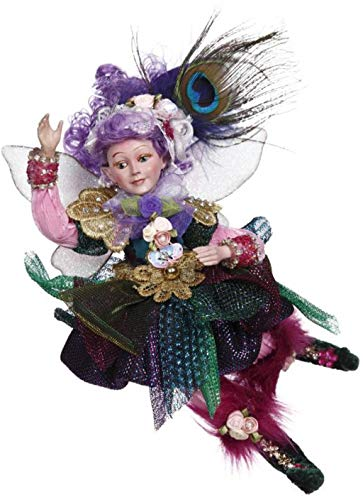 Mark Roberts Fairies, Peacock Jewel Fairy 51-97618 Small 9 Inches 2019 Collection