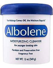 DSE Albolene Moisturizing Cleanser, kattenstrooisel, geurloos, 12 vloeibare oz