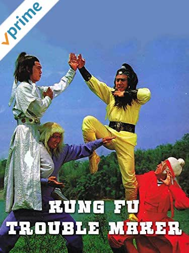 Kung Fu Trouble Maker
