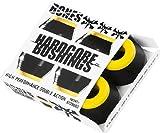 Bones Hardcore 4pc Medium Black Yellow Bushings Skateboard Bushings