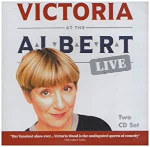 victoria wood victoria at the albert live by victoria. Black Bedroom Furniture Sets. Home Design Ideas