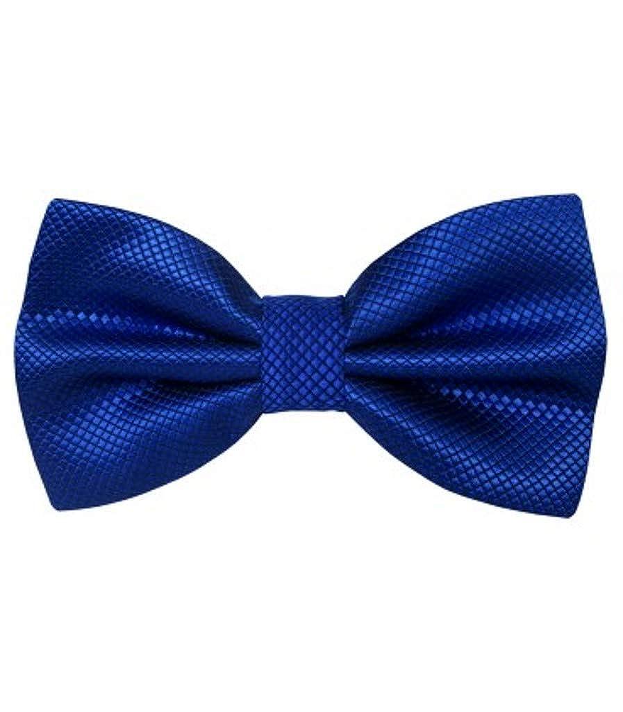 JOSVIL Pajarita hombre Rayon Azul Electrico - Pajarita Elegante ...