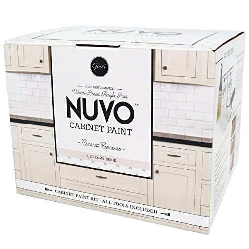 Nuvo Coconut Espresso 1 Day Cabinet Makeover Kit (Paint Cabinet)