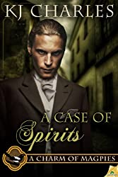 A Case of Spirits (A Charm of Magpies) (English Edition)