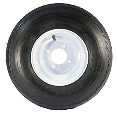 EZGO 28757G01 18-Inch Links Tire with 8-Inch Wheel