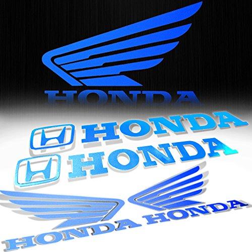 01 honda civic stickers - 5