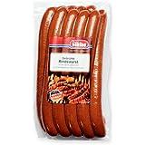 Reine Rindswurst im Saitling- Würstchen - Spezialitäten vom Rind -Wiener Würstchen 10 x 100g Pack. von Dieter Hein