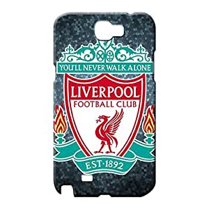 samsung note 2 Appearance Defender Hd phone carrying case cover liverpool fc