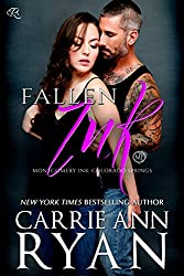 Fallen Ink (Montgomery Ink: Colorado Springs Book 1)