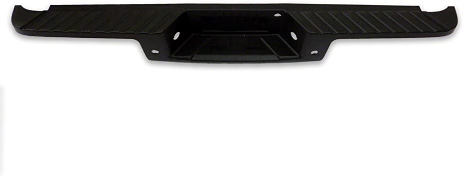 Make Auto Parts Manufacturing Without Rear Object Sensors Black Bumper Step Pad For Ford F150 2009 to 2014 FO1191124