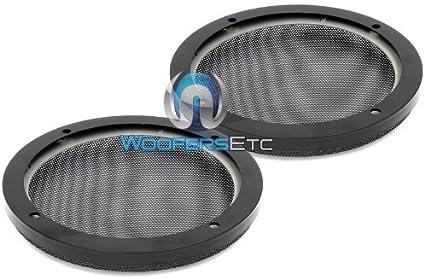 NEW FOCAL 6.5 Inch Speaker Grills Pack of 2 Grills ORIGINAL ES Series Speaker Gr