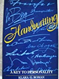 Handwriting, Klara G. Roman, 0394730917