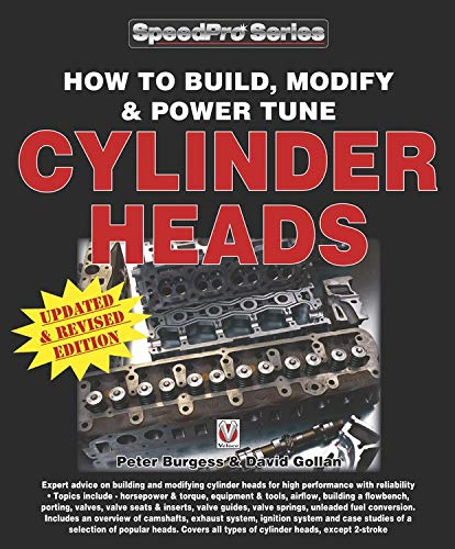 How to Build, Modify & Power Tune Cylinder - Series Cylinder