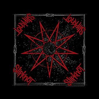 Slipknot Nine Pointed Star Bandana Bandana Multicolour