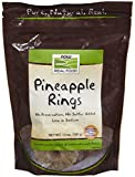 NOW Foods Pineapple Rings - 12 oz