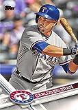 2017 Topps Baseball Series 1 #315 Carlos Beltran Rangers