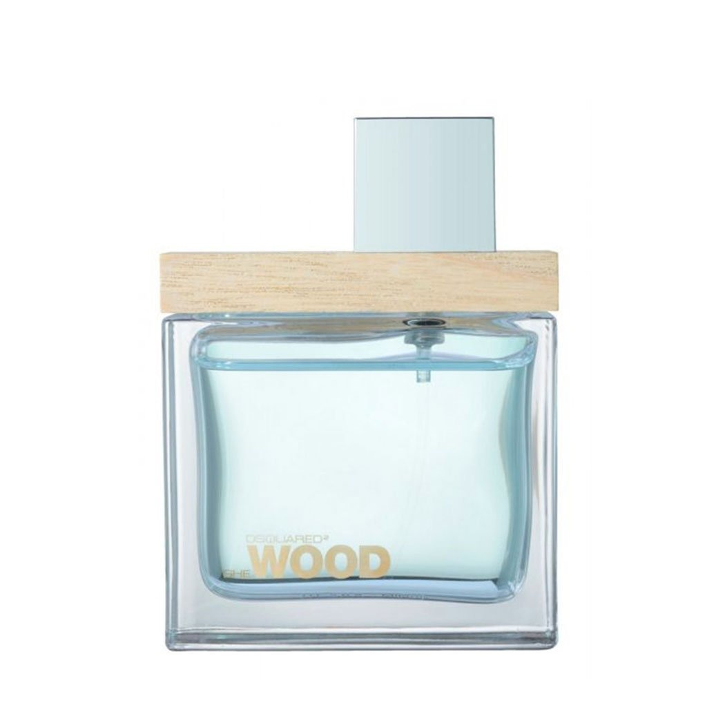 Amazon.com : Dsquared2 She Wood Crystal Creek Wood Eau De Parfum Spray - 30ml/1oz : Beauty