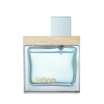 Dsquared2 She Wood Crystal Creek Wood Eau De Parfum Spray - 30ml/1oz