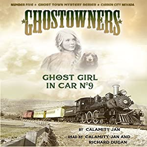 Ghost Girl in Car No 9 Audiobook