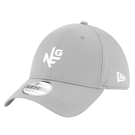 Image Unavailable. Image not available for. Color  New Era Prolight  39Thirty Stretch Fit Golf Cap Gray ... 05b2868eff2c