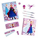 Disney Frozen Stationary Kit: 11 Pieces
