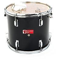 """Percussion Plus PP787-BK Junior Tenor Marching Drum 14"""""""