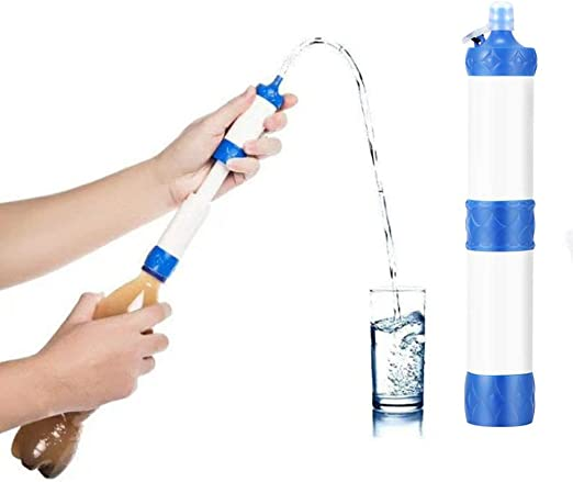 MCLJR Purificador de Agua Personal, eliminación de protozoos ...
