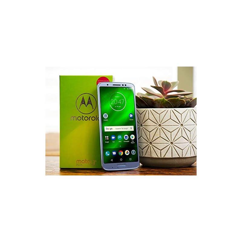 Motorola Moto G6 Plus (64GB, 4GB RAM) XT