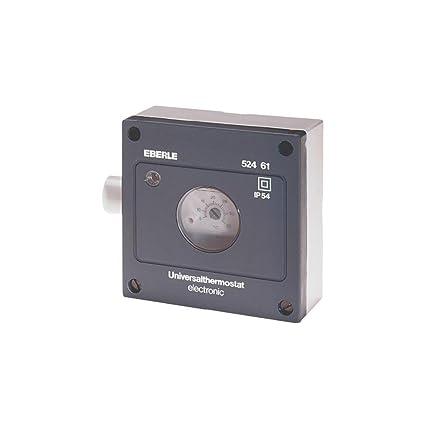 Kieback&peter eberle - Termostato especial azt-i 524 510 5a35 contactos
