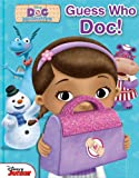 Disney Doc Mcstuffins Guess Who, Doc!, Disney Doc McStuffins, 0794430058