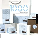 1,000 Bags, Tags, and Labels: Distinctive Designs for Every Industry (1000 Series)