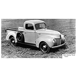 1941 Ford Pickup Truck Photo