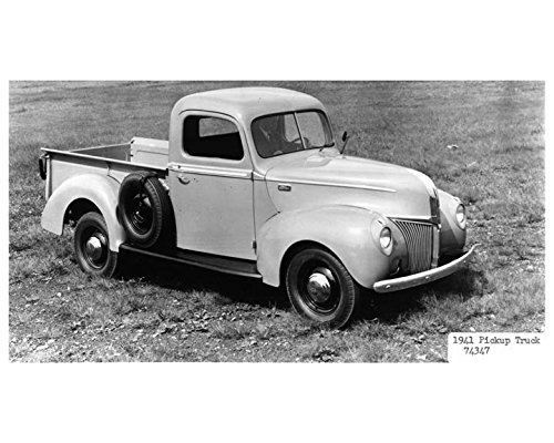 1941 Pickup - 1941 Ford Pickup Truck Photo