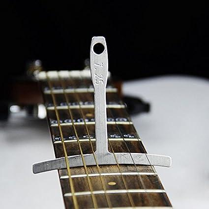 Set de 9 posiciones de calibre de Luthier herramienta ...