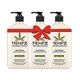 Best Anti Aging Body Lotions - Hempz Age Defying Herbal Body Moisturizer 17 Oz Review