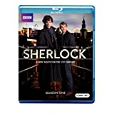 Sherlock: The Complete First Season [Blu-ray]by Various