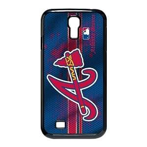 Atlanta Braves For Case Samsung Galaxy S4 I9500 Cover