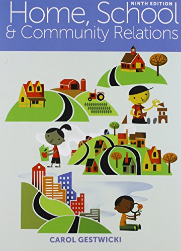 Bundle: Home, School, and Community Relations, Loose-leaf Version, 9th + MindTap Education, 1 term (6 months) Printed Access Card