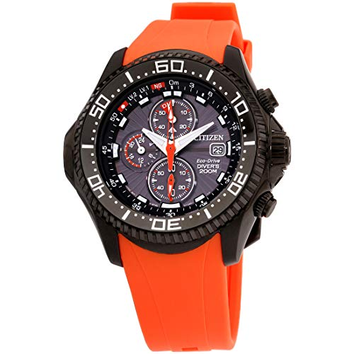 Citizen Promaster Aqualand Eco-Drive Movement Black Dial Men's Watch BJ2119-06E