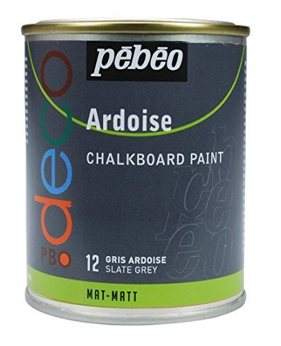 Pebeo Deco Chalkboard Paint Slate
