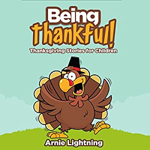Being Thankful! Audiobook