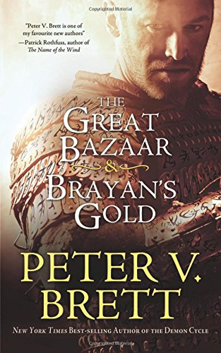 book cover of The Great Bazaar / Brayan\'s Gold