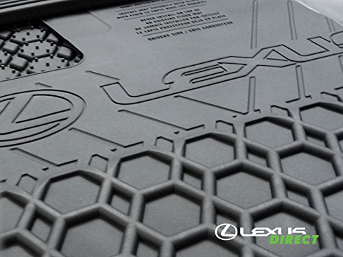 Lexus CT 200 H All-Weather Floor Mats