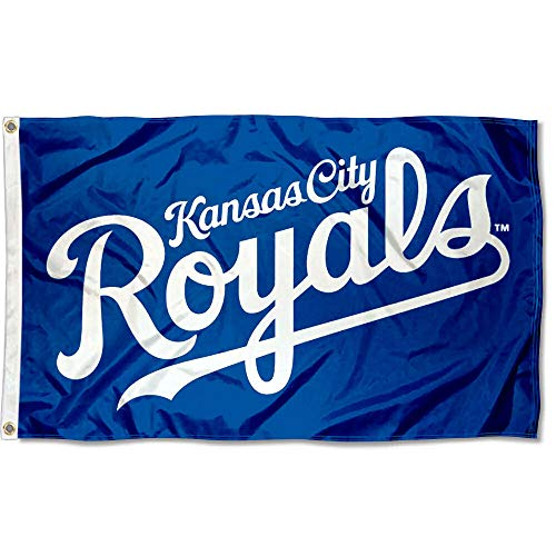 Kansas City Royals Tailgate - WinCraft Kansas City KC Royals Flag 3x5 MLB Banner