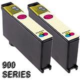 Primera LX900 [Qty 2 - Magenta] - Compatible non-OEM