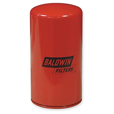 Baldwin Heavy Duty B95MPG Maximum Performance Glass Full-Flow Lube Spin-on Oil Filter: Automotive